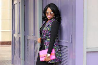 Authenticity + Multicolored Vest