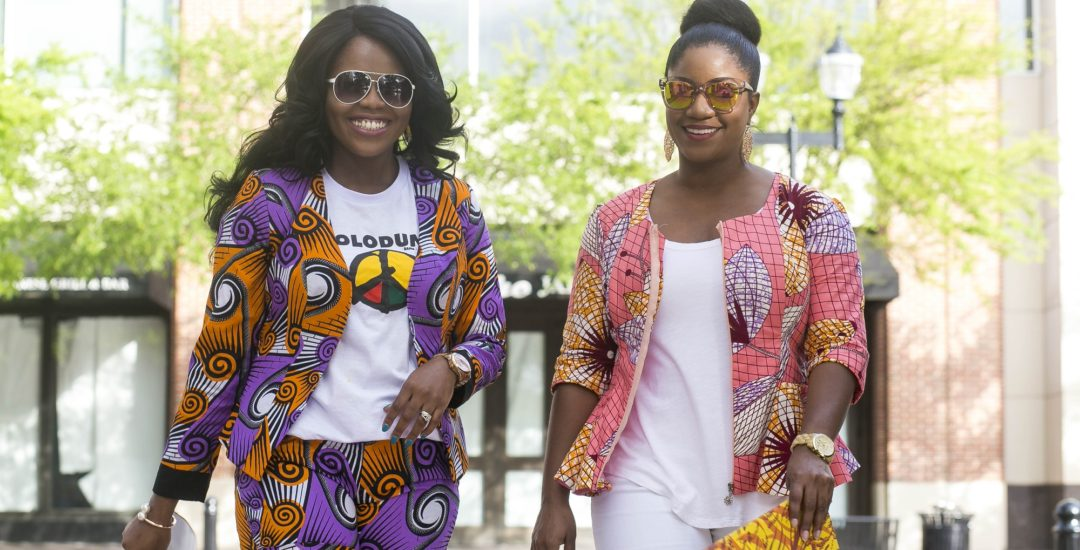 How to Style Ankara for Spring – Blogger Collabo with Queen of Sleeves