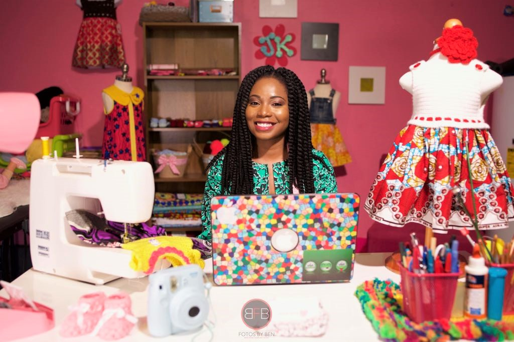 Behind the Magic - Juice Knits Chigi's World Uncut Uncensored Spotlight Interview Ankara Dashiki African Prints Crochet Knit Boys Girls Children Mommy and Me Baby Kids Clothing Tribe of Dumo