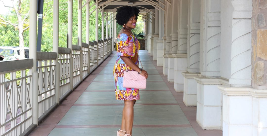The Multi Colored Dress + My Summer Essentials