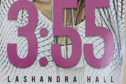 Book Review – 3:55 by Lashandra Hall