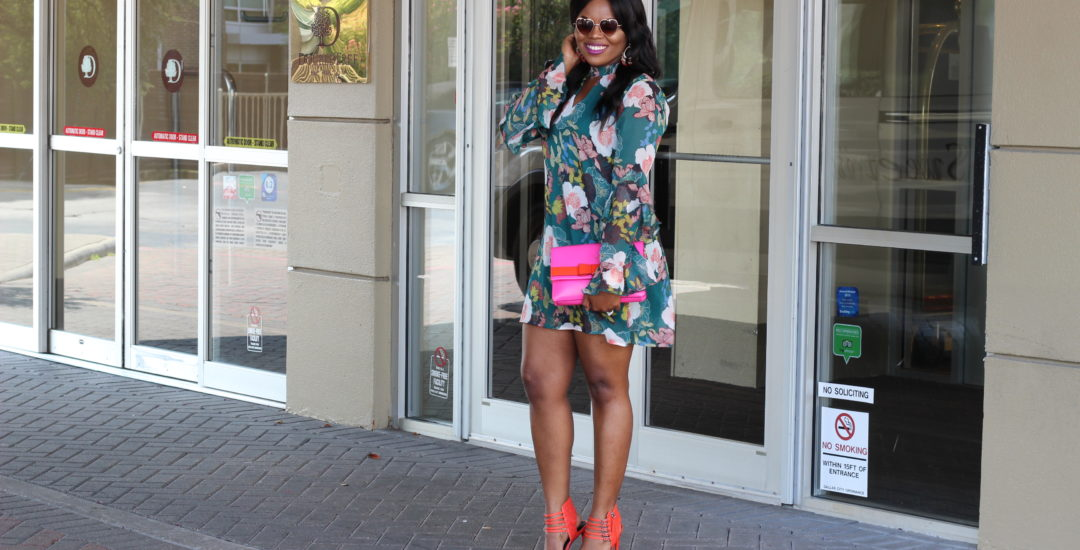 How to Transition into Fall – Floral Prints and Colors