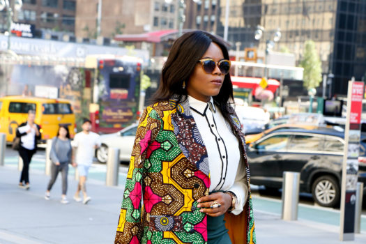 How to make a statement in Print this Fall – NYFW Edition