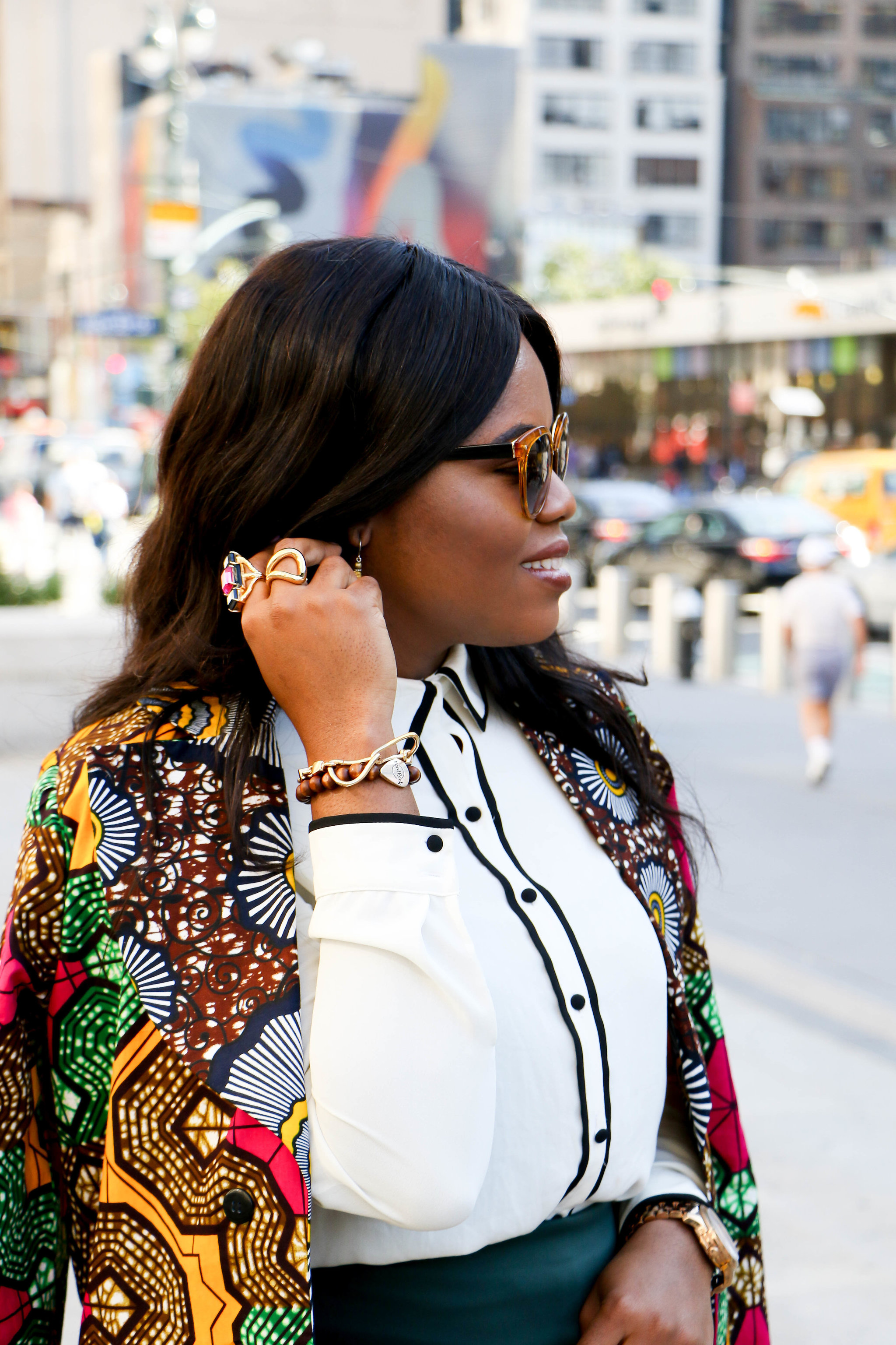SEMM2925 How to make a statement in Print this Fall - NYFW Edition