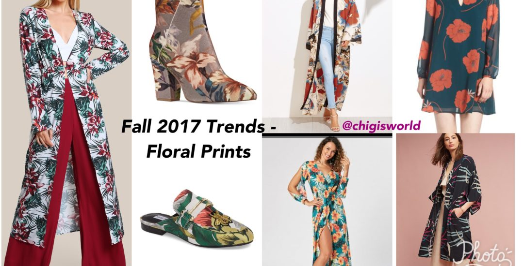 My Top 10 Fall Trends in 2017