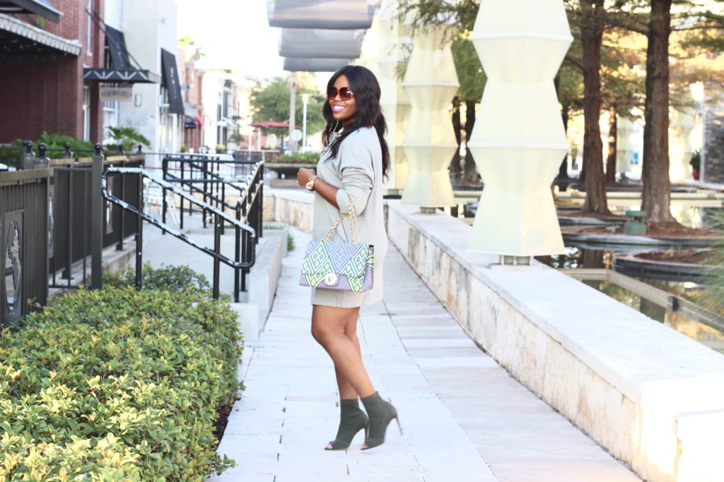 FullSizeRender_7-1 How to Rock Green this Fall - Monochrome Style
