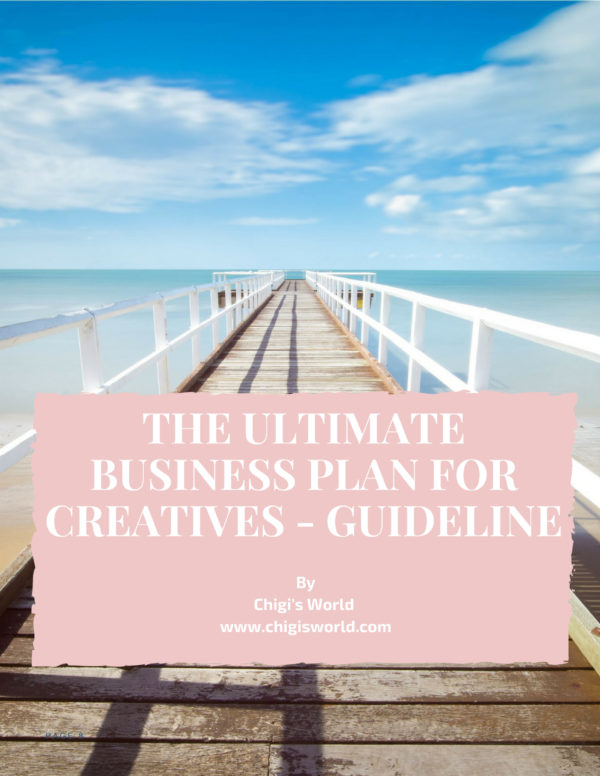 The Ultimate Business Plan for Creatives