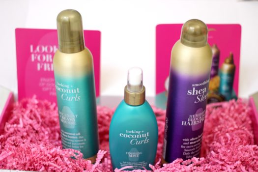 GIVEAWAY! A Box of OGX Beauty Hair Products