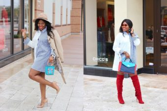 Style Guide – Different Ways to Wear a Shirt Dress