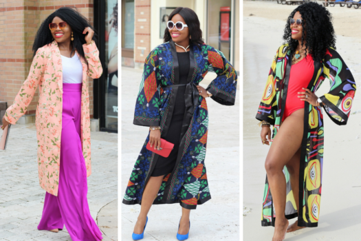 Spring Trends – How to Style a Kimono
