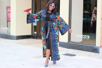 Wardrobe Essentials – Kimono Styles and Spring Fashion