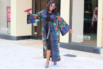 Wardrobe Essentials – Kimono Styles and Spring Fashion
