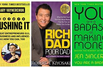 Monday Motivation – 6 Books to Help you Grow your Mindset & Money, to Manifest your Best Life