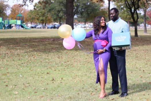 Bow Ties or Tutu Skirts – Our Baby's Gender Reveal
