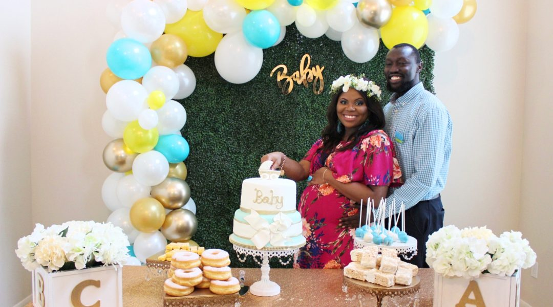 A Recap of My Baby Shower