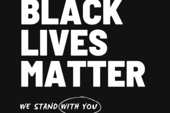 SPEAK UP FOR BLACK LIVES FOR A BETTER AMERICA