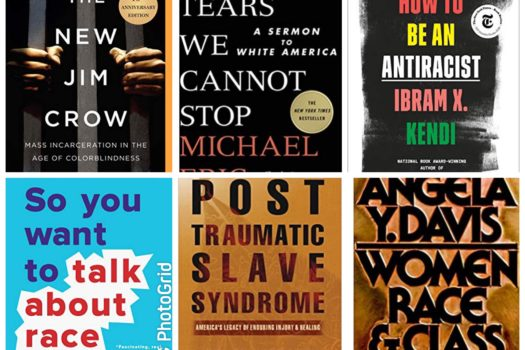 Books to Read about Racism to Become ANTI-RACIST