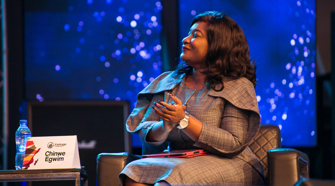 Behind the Magic – Chinwe Egwim, the Nigerian Economist, Thought Leader and Trailblazer